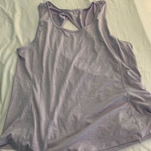 Old Navy lilac active wear top